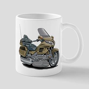 Goldwing Champagne Bike Mug