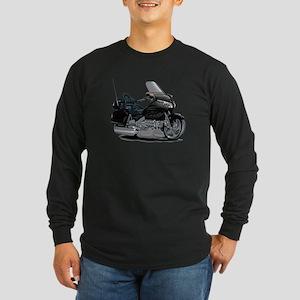 Goldwing Black Bike Long Sleeve Dark T-Shirt