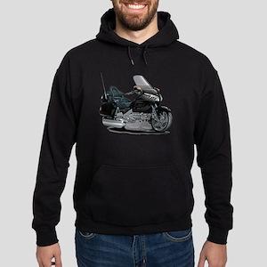 Goldwing Black Bike Hoodie (dark)