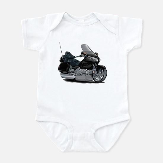 Goldwing Black Bike Infant Bodysuit
