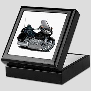 Goldwing Black Bike Keepsake Box