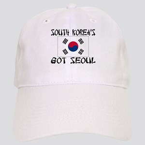 South Korea's Got Seoul! Cap