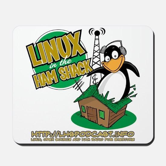 LHS Logo Mouse Pad