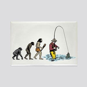 Fishing Rectangle Magnet