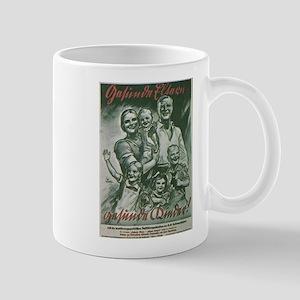 German Family Mug
