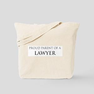 Proud Parent: Lawyer Tote Bag