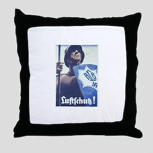 Luft Throw Pillow