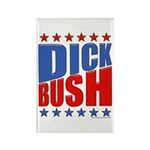 Dick Bush Rectangle Magnet