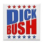 Dick Bush Tile Coaster