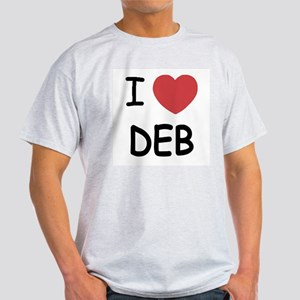 I heart Deb Light T-Shirt