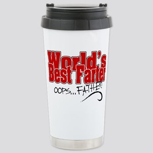 World's Best Farter (oo Stainless Steel Travel Mug