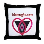 KIA Illuminated Adepts Throw Pillow