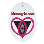 KIA Illuminated Adepts Ornament (Oval)