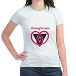KIA Illuminated Adepts Jr. Ringer T-Shirt