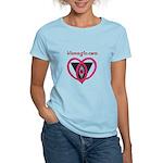 KIA Illuminated Adepts Women's Light T-Shirt