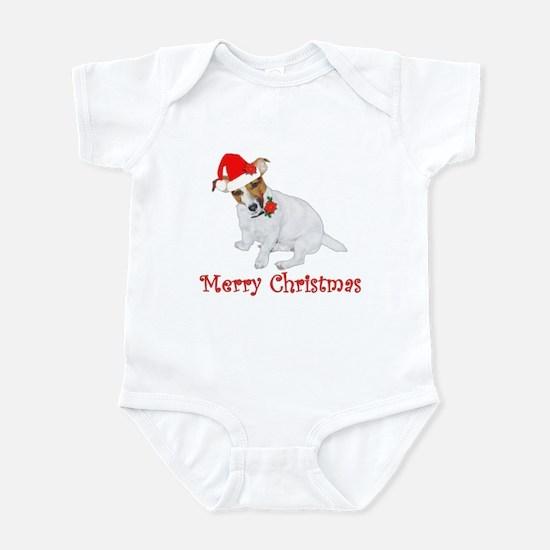 Festive JRT Christmas Infant Bodysuit