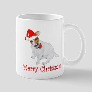 Festive JRT Christmas Mug