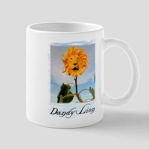 Dandy Lion Mug