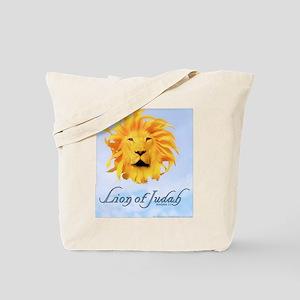 Lion of Judah Tote Bag