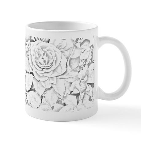 Faded Rose Mug