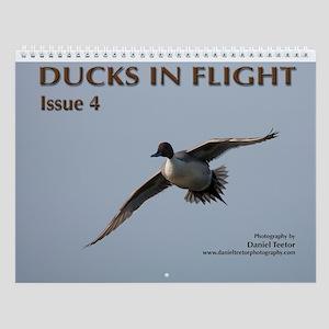 Ducks in Flight Vol. 4 Wall Calendar