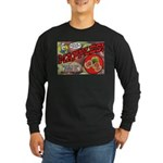 Mapples Long Sleeve Dark T-Shirt