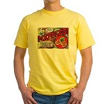 Mapples Yellow T-Shirt