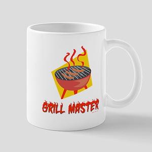 Grill Master Dad Mug