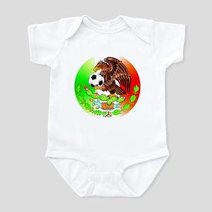 MEXICO SOCER EAGLE Infant Bodysuit