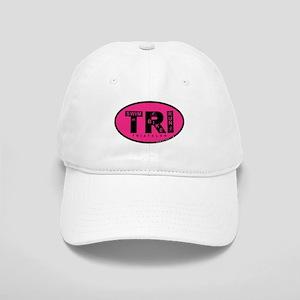 Thiathlon Swim Bike Run Cap