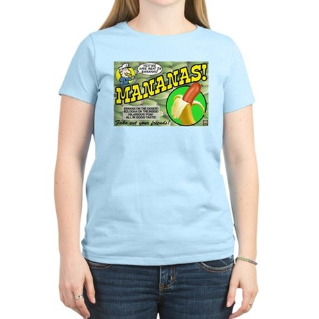 Mananas Women's Light T-Shirt