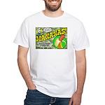 Mananas White T-Shirt