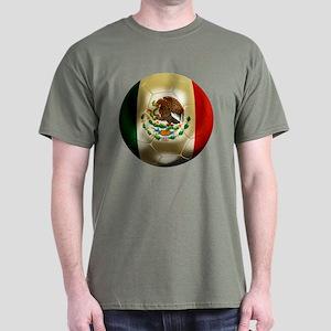 Mexico World Cup Dark T-Shirt