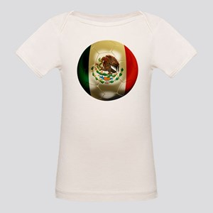 Mexico World Cup Organic Baby T-Shirt