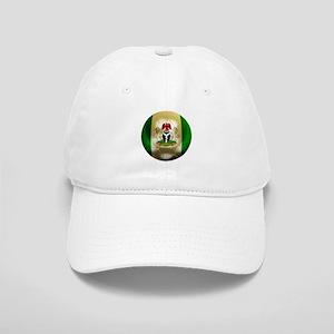 Nigeria Football Cap