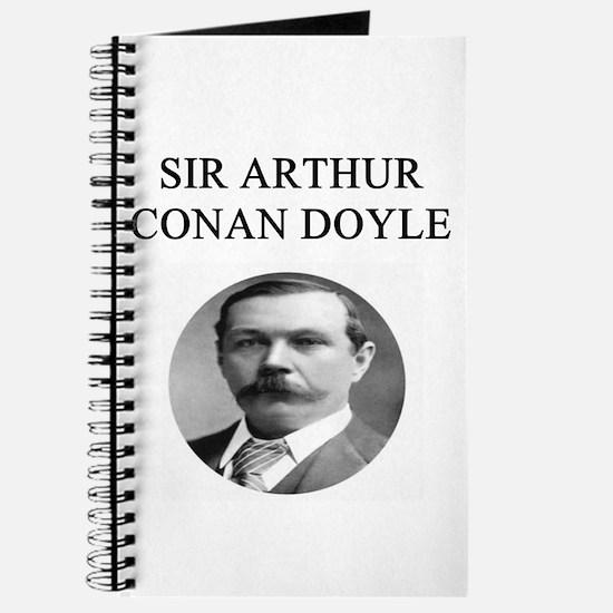 sir arthur conan doyle Journal