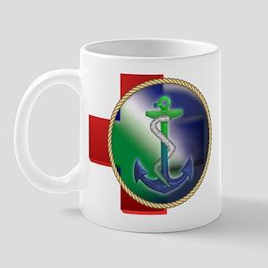 Navy Medicine Mug
