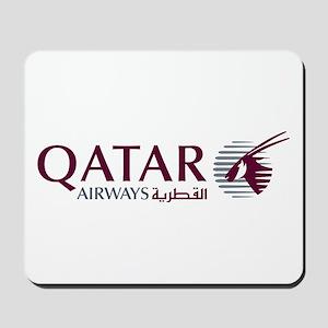 Qatar Airways Mousepad
