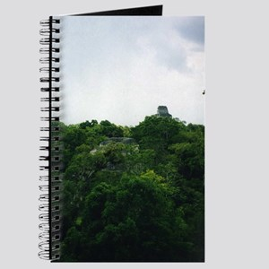 Tikal Skyscape Journal