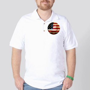 USA Soccer Golf Shirt