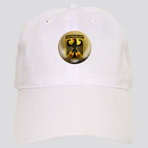 Deutschland Football Cap