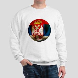 Serbia Football Sweatshirt
