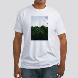 Tikal Skyscape Fitted T-Shirt