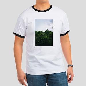 Tikal Skyscape Ringer T