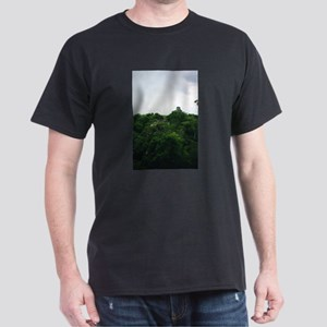 Tikal Skyscape Black T-Shirt