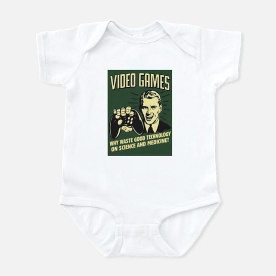 Videogames Infant Bodysuit