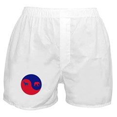 Divided Government Boxer Shorts