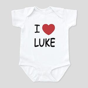 I heart Luke Infant Bodysuit