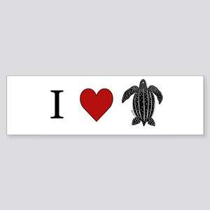 Leatherback Sticker (Bumper)