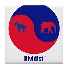 Dividist Tile Coaster